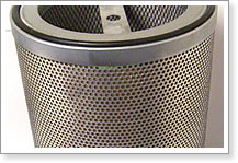 Perforated Stainless Steel Filter Cylinder